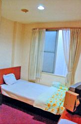 ビジネスホテル ニューフタバ/客室