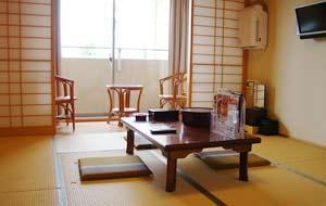 指宿温泉 指宿こころの宿/客室