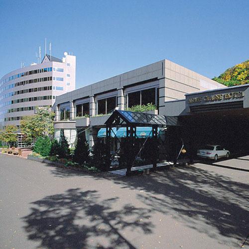 朝里川温泉 小樽朝里クラッセホテル/外観
