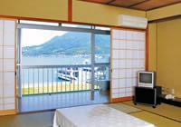 隠岐シーサイドホテル鶴丸 <隠岐諸島>/客室