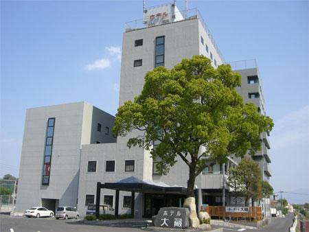 ホテル 大蔵/外観