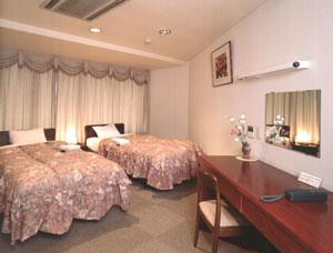 ナンバプラザホテル/客室