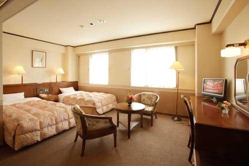 水口センチュリーホテル/客室