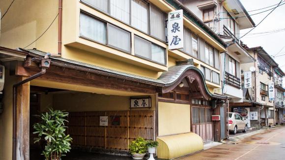 俵山温泉 泉屋旅館/外観