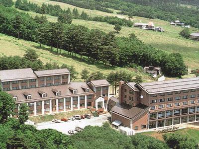 磐梯はやま温泉 猪苗代観光ホテル/外観
