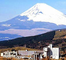 箱根峠温泉 富士箱根ランド スコーレプラザホテル/外観