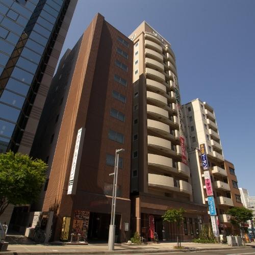 ホテルルートイン 札幌駅前北口/外観