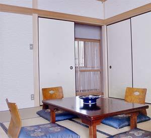 旅館 荘水館/客室