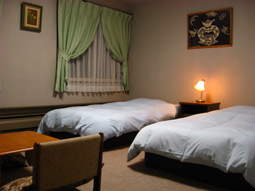 天然温泉の宿 アンダンテ(安暖庭)/客室