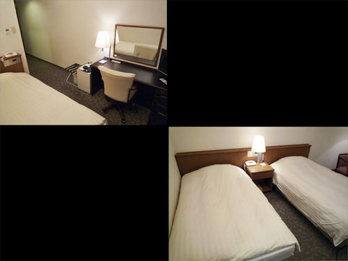 上諏訪ステーションホテル/客室