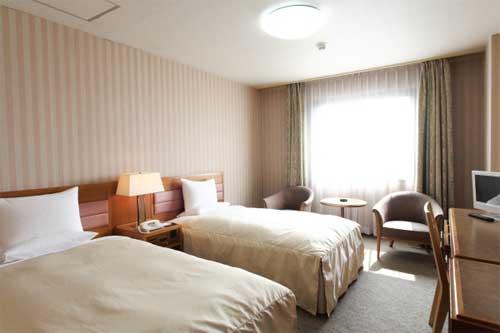 高崎ビューホテル/客室