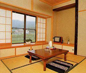 新民宿 東上館(ひがしわかた)/客室