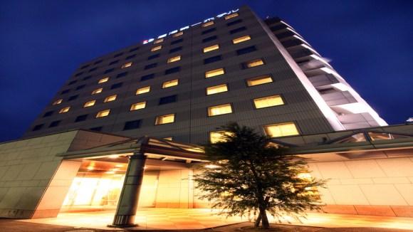 唐津第一ホテル/外観