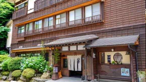 会津東山温泉 いろりの宿 芦名/外観