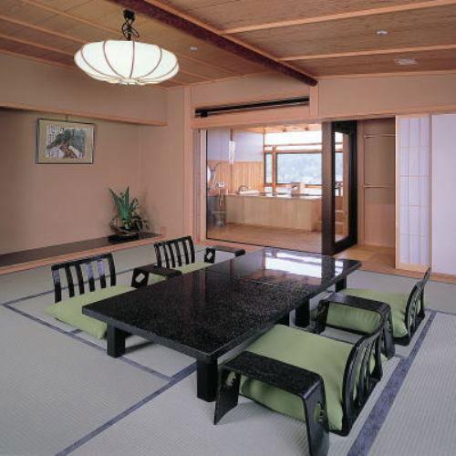 山代温泉 ゆ湯の宿 白山菖蒲亭/客室