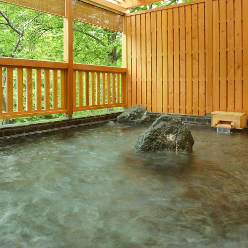 和銅鉱泉 薬師の湯 ゆの宿 和どう/客室