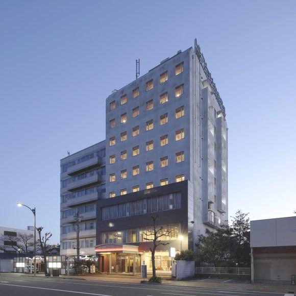 静岡ビクトリヤホテル/外観
