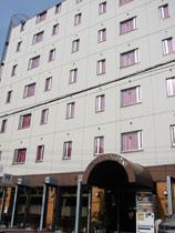 ホテル岡山サンシャイン/外観