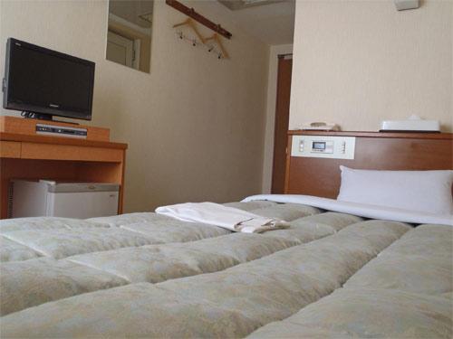 名古屋リッチホテル錦(旧名古屋グリーンホテル)/客室