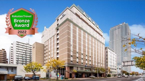 ホテルマイステイズ札幌アスペン/外観