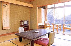 にごり湯の宿 赤城温泉ホテル/客室