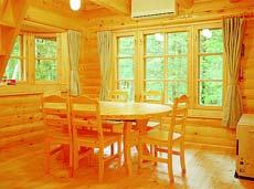十二湖 リフレッシュ村/客室