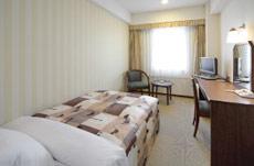 岡山シティホテル厚生町/客室