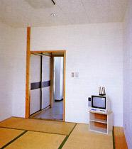 シティーフロント春海ユースホステル/客室