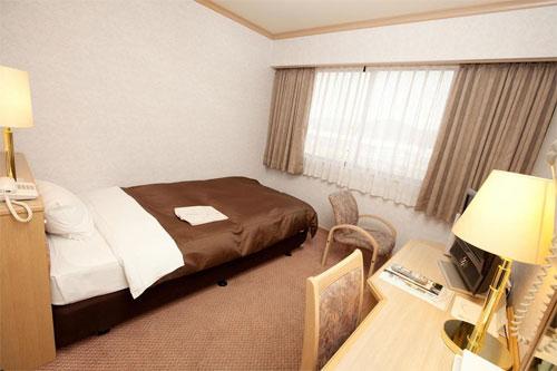 オオズプラザホテル/客室