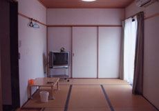 「屋久島」 民宿 永久保 <屋久島>/客室