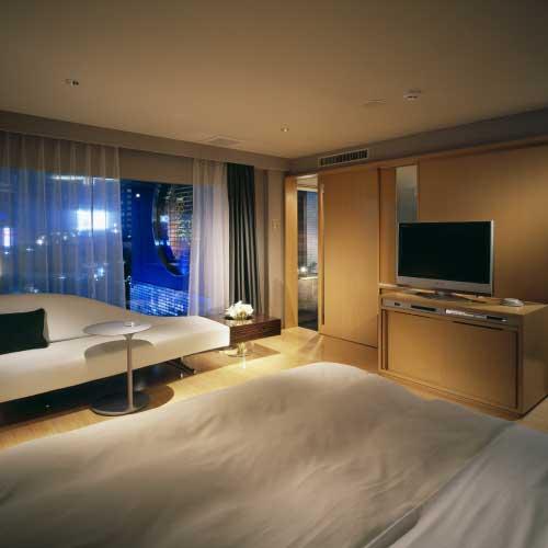 5th HOTEL(フィフスホテル)/客室
