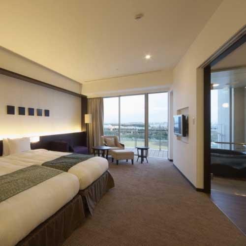 SPA&HOTEL 舞浜ユーラシア/客室
