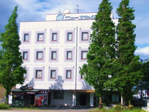 ビジネスホテルニュースカイルート/外観