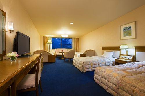 リゾートホテル ラフォーレ山中湖/客室