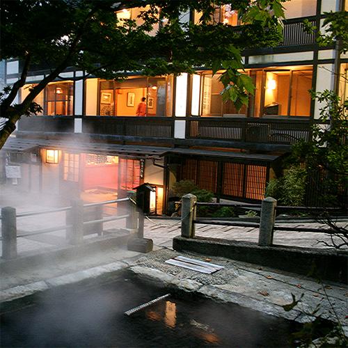 野沢温泉 村のホテル 住吉屋/外観