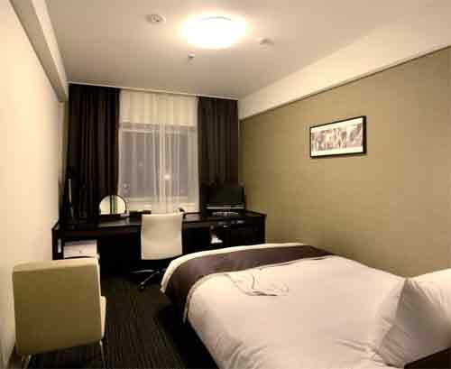 リッチモンドホテル高知/客室