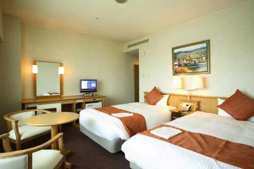 大阪ジョイテルホテル(旧:ベストウェスタン・ジョイテル大阪)/客室
