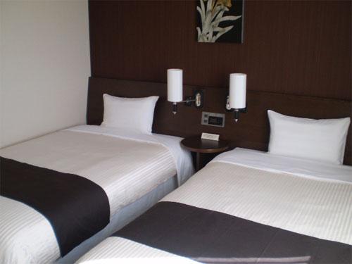 ホテルルートイン小山/客室