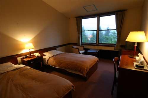 車山リゾートホテル カムス/客室