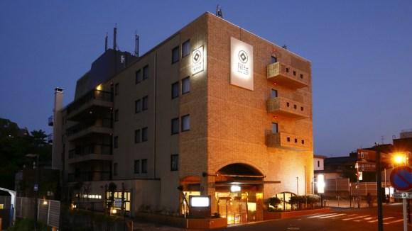 ホテルサンルート奈良/外観