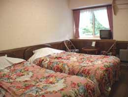 温泉ペンションBOOMBOOM(ブンブン)/客室