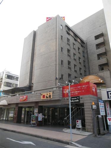 ホテル アゼリア 加古川(KOSCOINNグループ)/外観