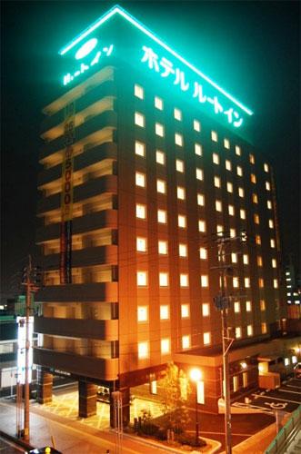 ホテルルートイン苅田駅前/外観