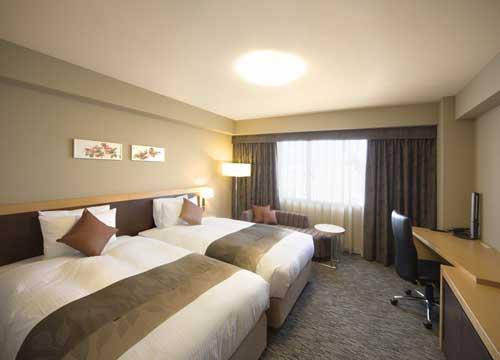 リッチモンドホテル熊本新市街/客室
