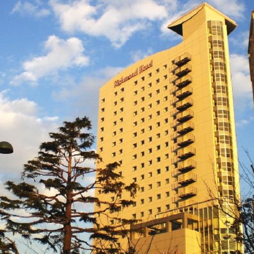 リッチモンドホテルプレミア武蔵小杉/外観