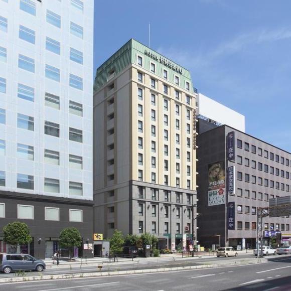 静鉄ホテルプレジオ 静岡駅北/外観