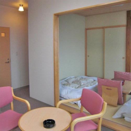 ビジネスホテル北斗荘<北海道>/客室