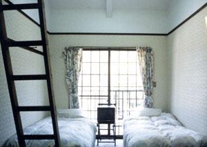 ペンション クレソン/客室