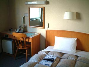 ビジネスホテル 稲穂/客室