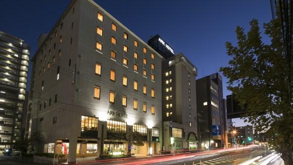 アークホテル広島駅南(ルートインホテルズ)/外観